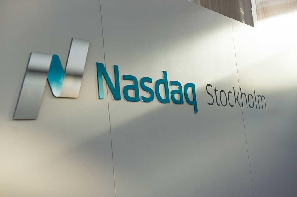 Stockholmsbörsen nära nollstrecket