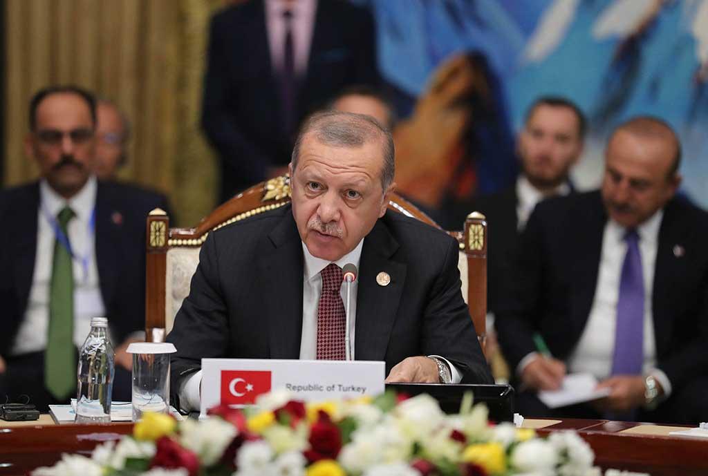Fonder kris i turkiet