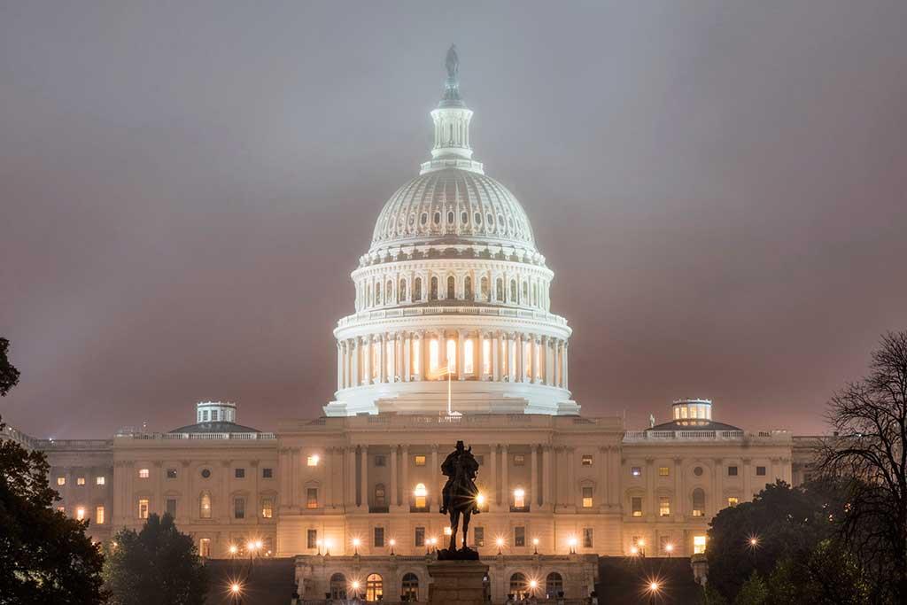Senaten godkände stimulanspaketet