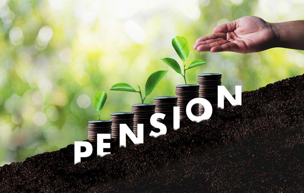 Pensionen räknas upp nästa år
