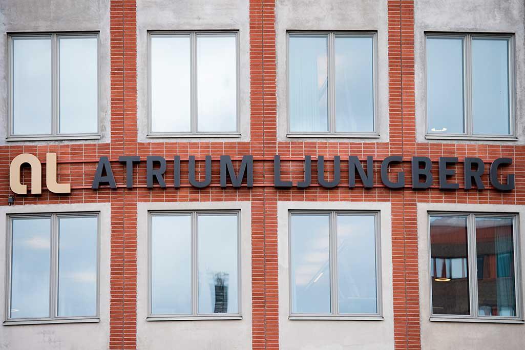 Atrium Ljungberg något sämre än väntat