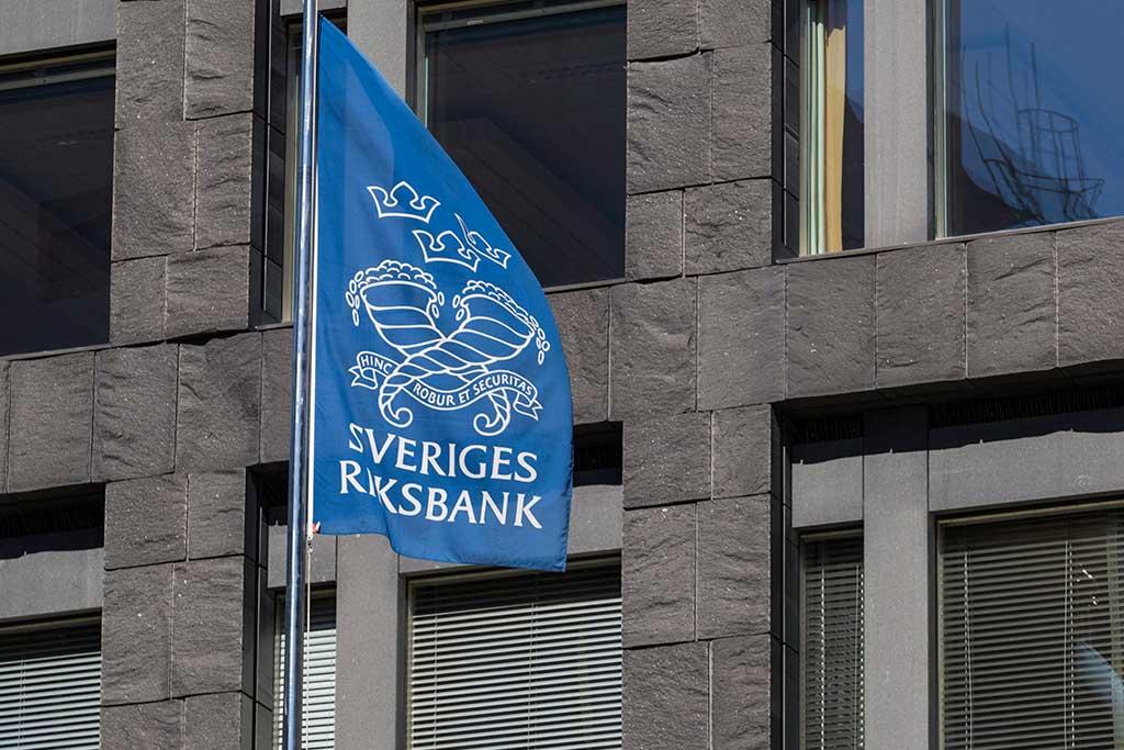 Riksbanken utesluter inte ny räntesänkning
