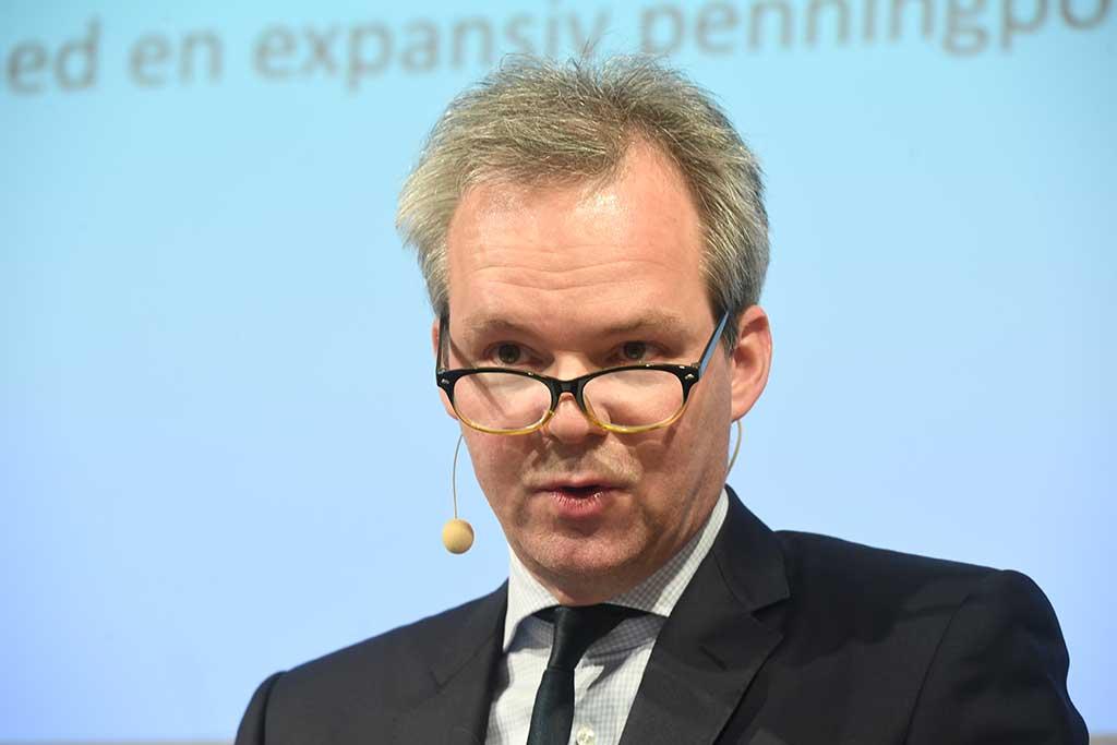 Vice Riksbankschefen: Negativa inlåningsräntor inget hinder