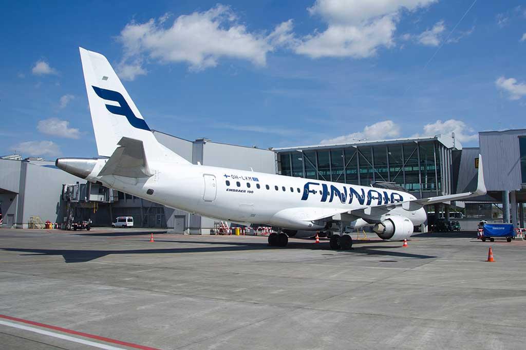 Finnair ställer in utdelningen