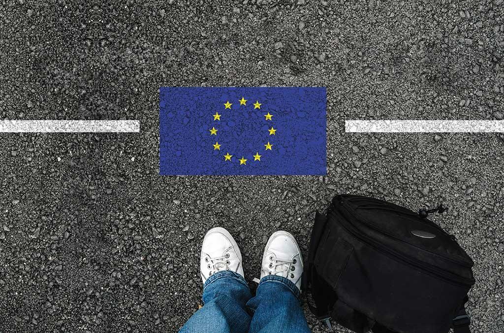 Inresor till EU stoppas